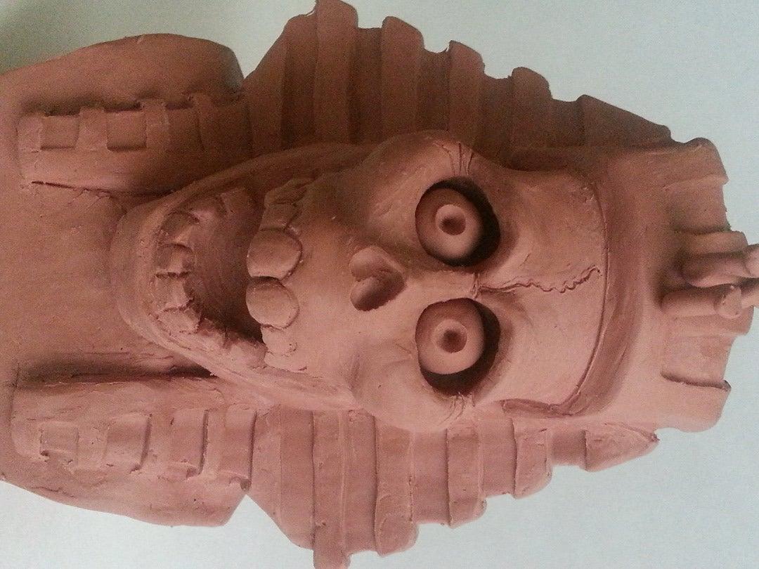 Sculpting a Stylized Pharaoh