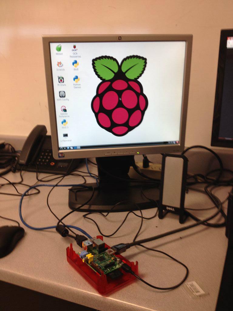 Setup Raspberry Pi