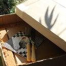 Cardboard Cooker
