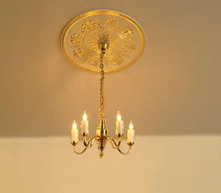 How to Install a Miniature Ceiling Rose With Wiring Tips