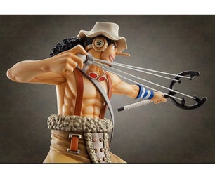 One Piece- New Age Usopp Headphones and Long Nose/ Pirate