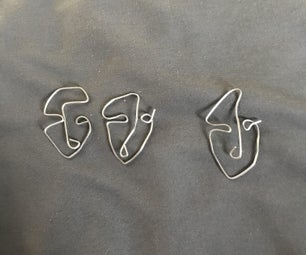 Paperclip Faces