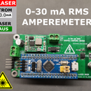 Digital RMS Amperemeter for Laser Cutters