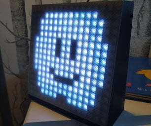 Neoboard Lamp - No SD Needed and 3D Printed