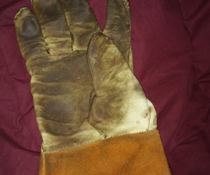 Welding Gloves That Live Forever