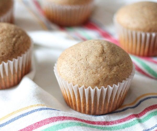 Cinnamon Spice Muffins