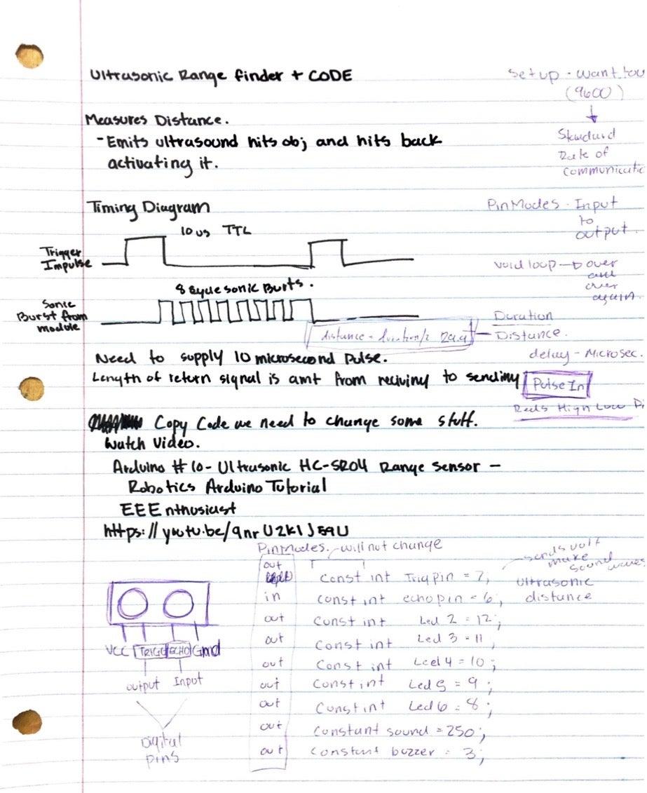 Brainstorm #1