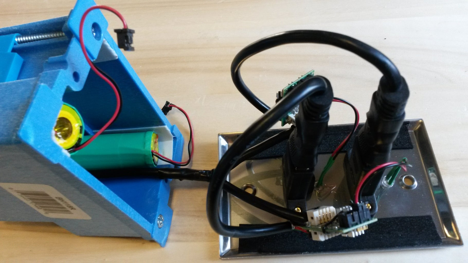 Solar Socket Assembly and Test