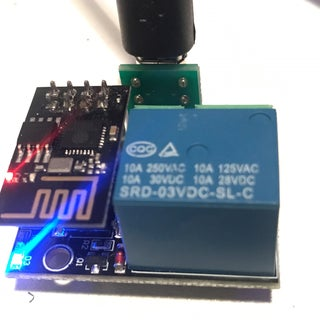 Controlling Relay Module From Anywhere in the World With Amazing UI Using Losant