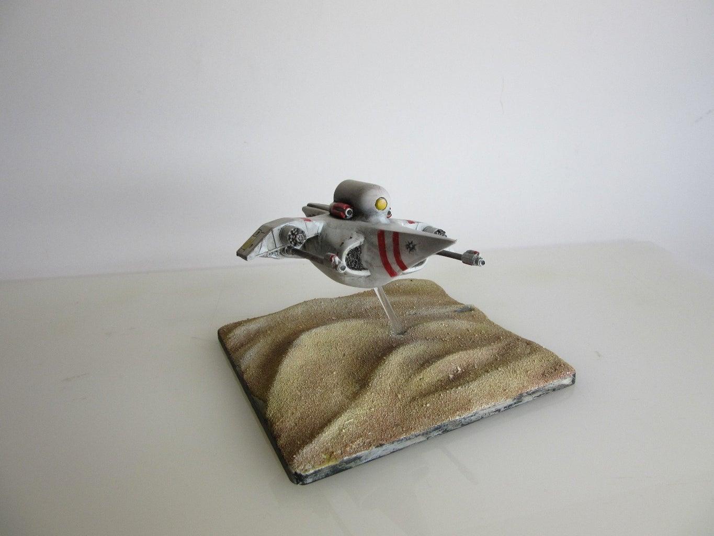 Spaceship Scratchbuild