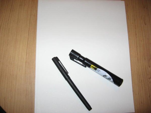 Make a Modern Drawing