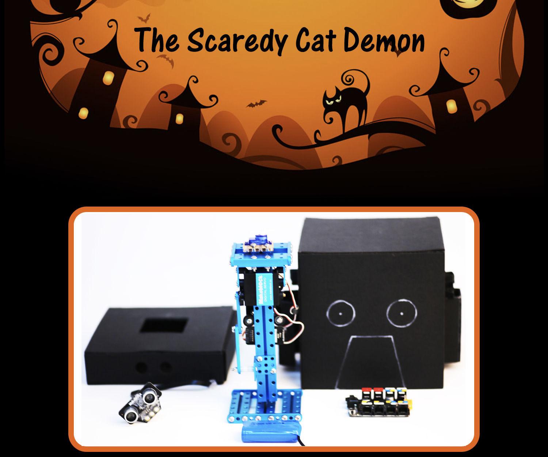 Craven Box -- Halloween Themed Robots