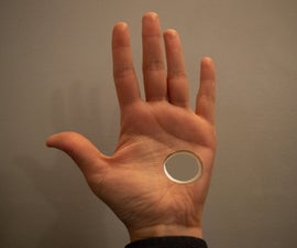 Hole in Your Hand Illusion