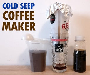 The Cold Seep Coffee Maker (<10 Min to Get Started!)