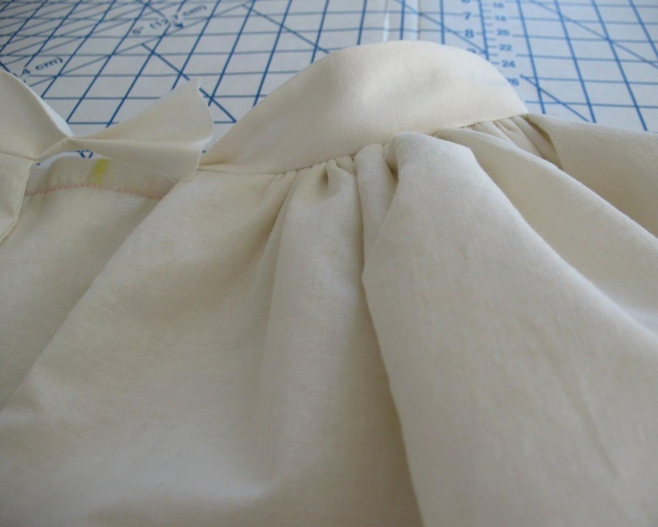 Join Waistband to Skirt