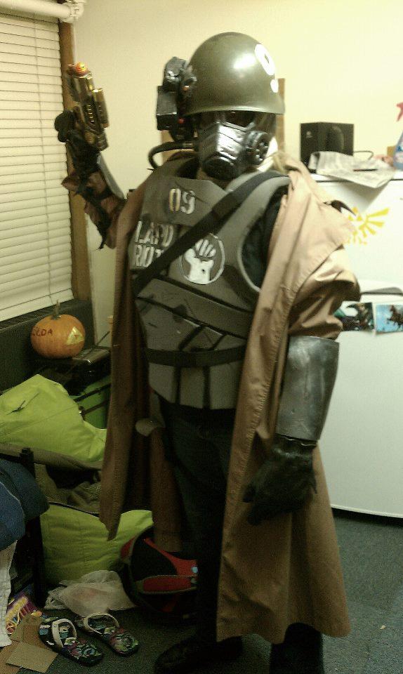 Fallout New Vegas: NCR Ranger