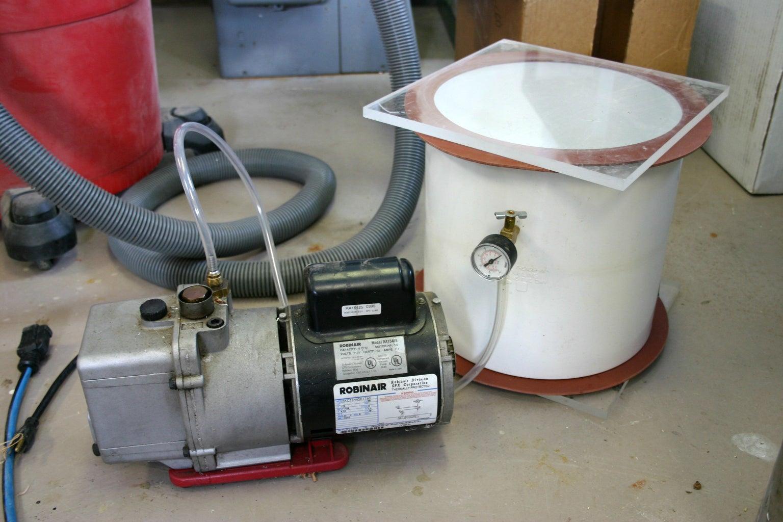 Step 3: Prepare the Silicone for Pouring