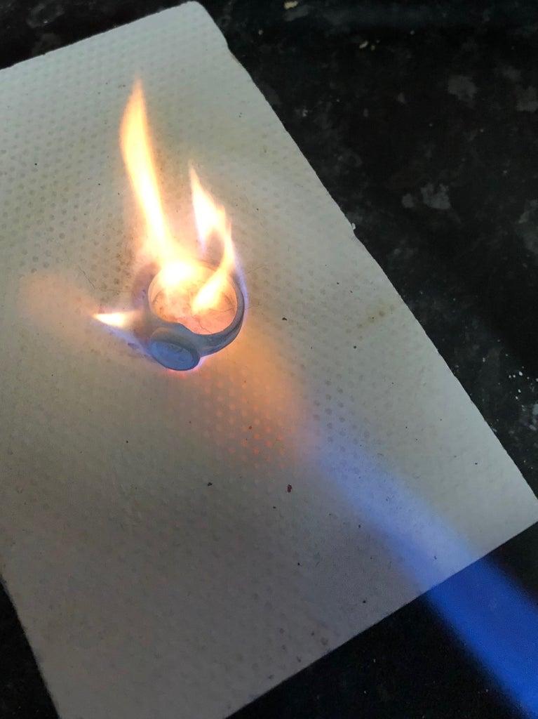 Firing the Clay