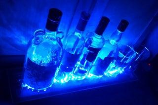 LED Bottle Glorifier - Instructables