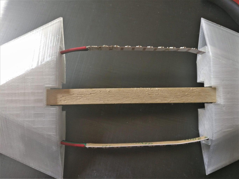 Blade Construction Step 3: