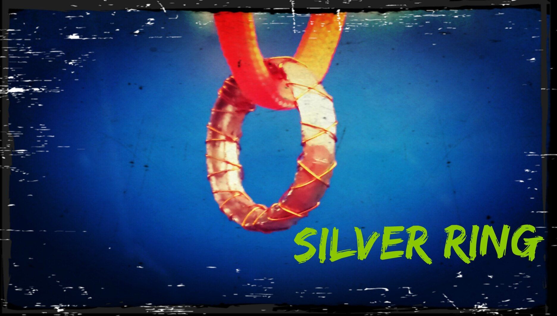 silver ring for only 25¢