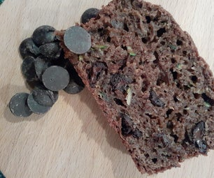 Zucchini Chocolate Bread