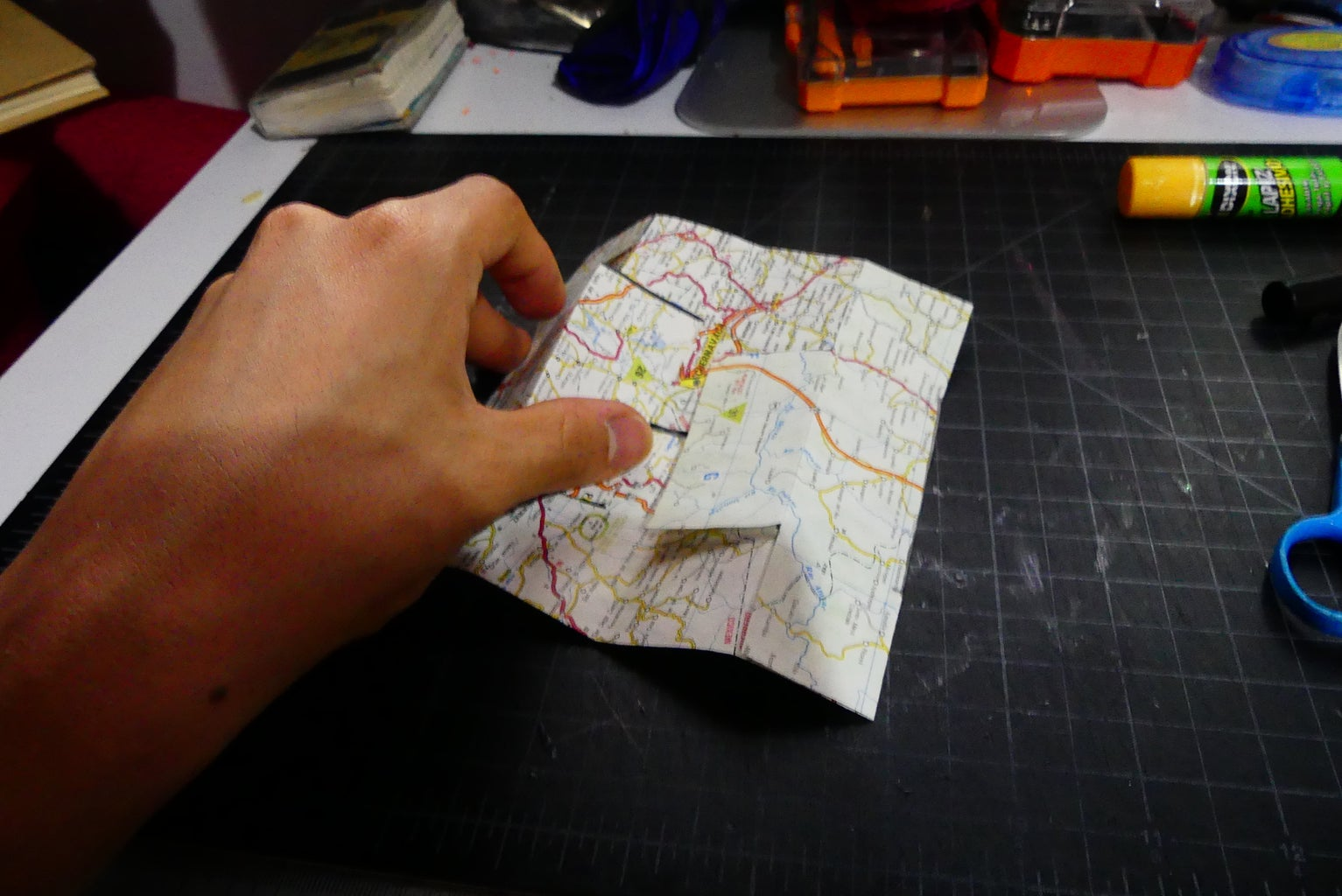 Building the Map-maker