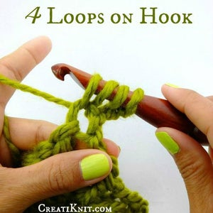 You Now Have 4 Loops on Your Hook
