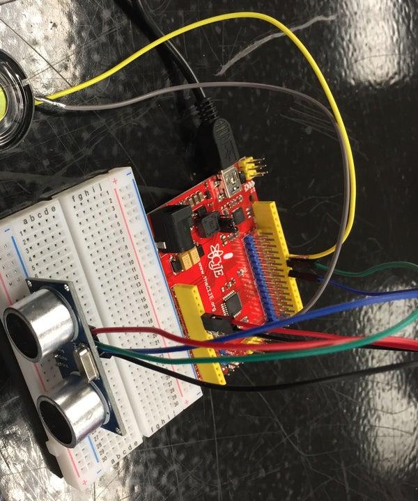 Arduino Home Security
