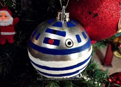 Christmas Ornament | R2D2 of Star Wars