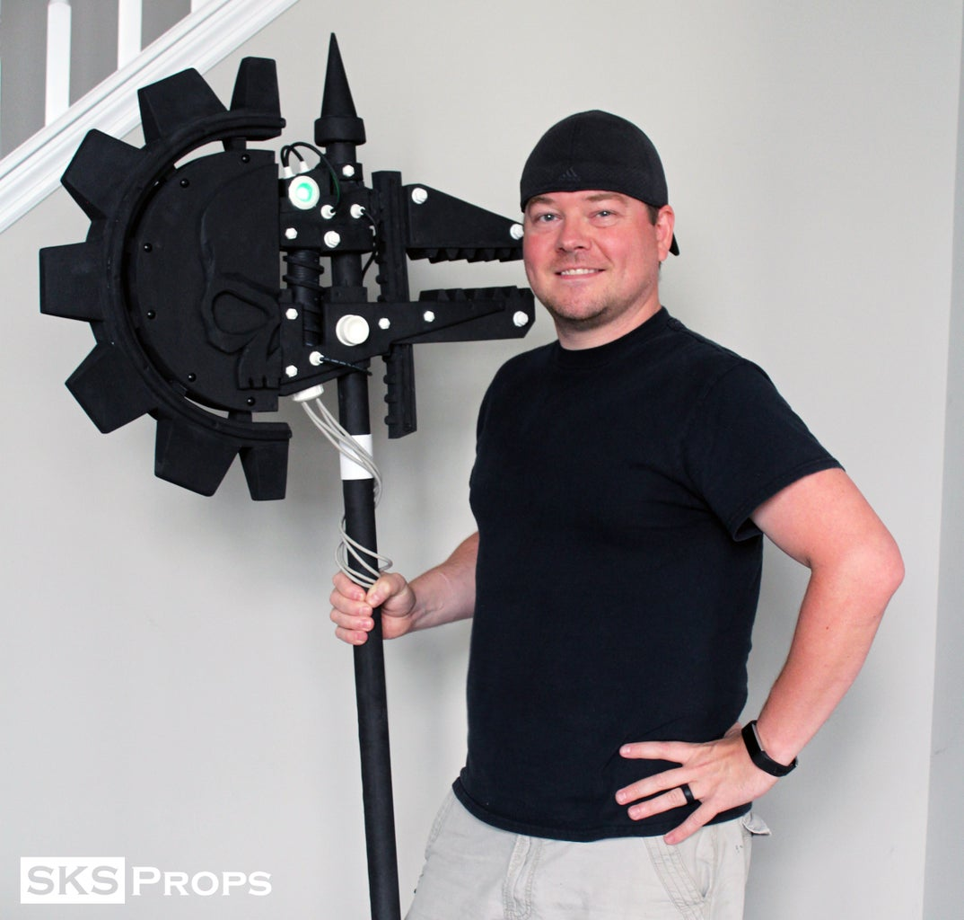 Power Axe - Bits and Pieces