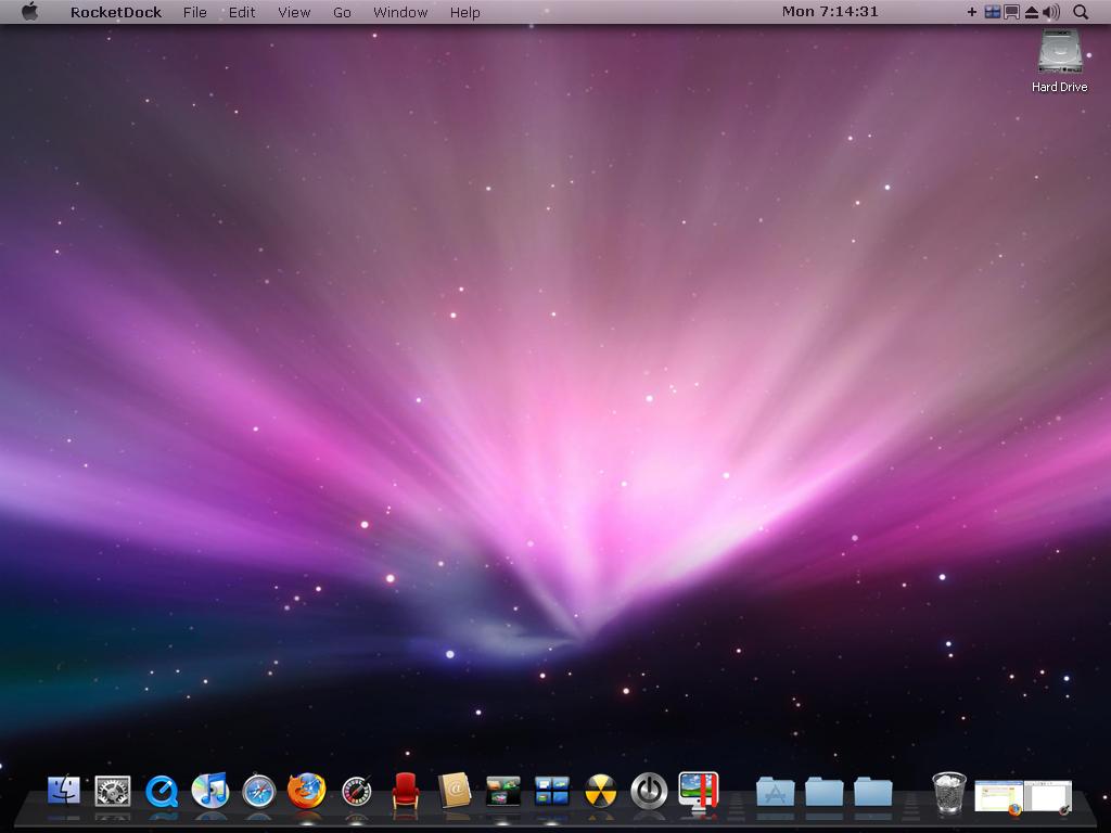Make Windows look like OS X 10.5 Pt. 2