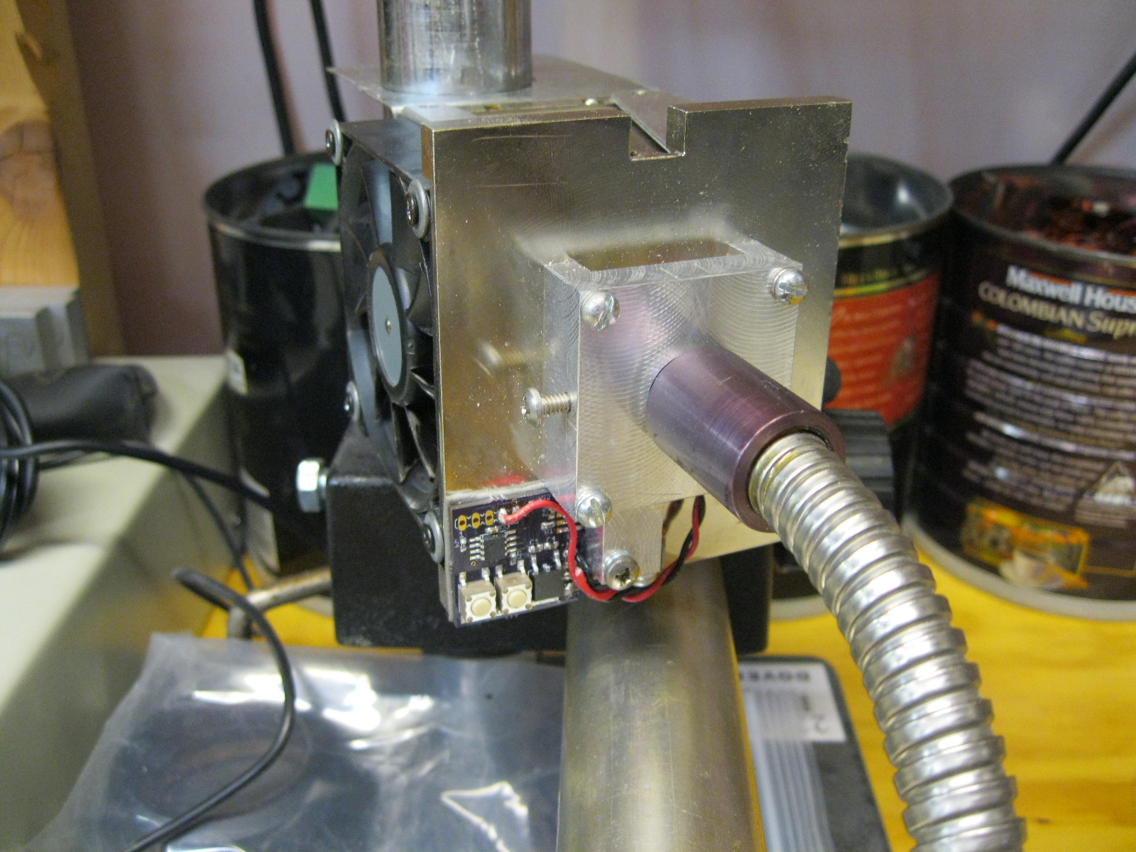 10W LED fiber light source