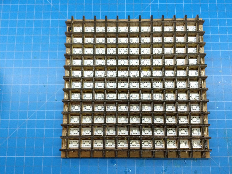 Assemble the Grid