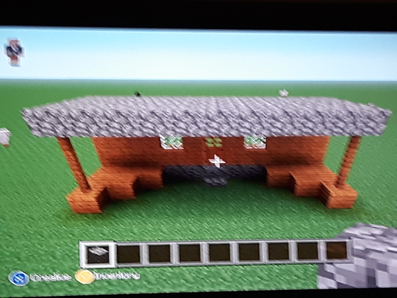 Small Minecraft Library Xbox 360 Edition