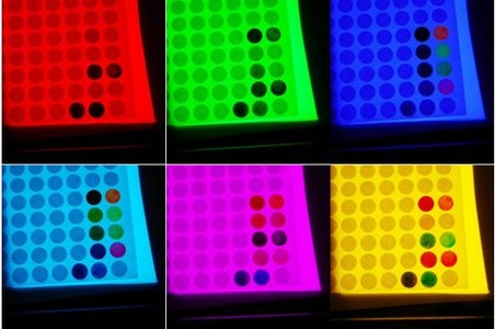 Color and Spectral Analysis of Materials