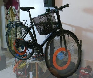 Yet Another Bicycle Repair Stand
