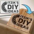 2 Ways to Transfer Logo / Photo Onto Wood With Inkjet or Laser Printer DIY