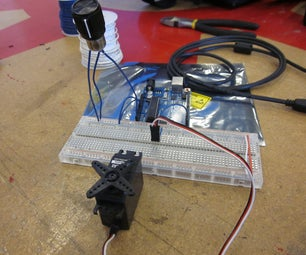 Arduino Powered Servo Control - I Made It at TechShop