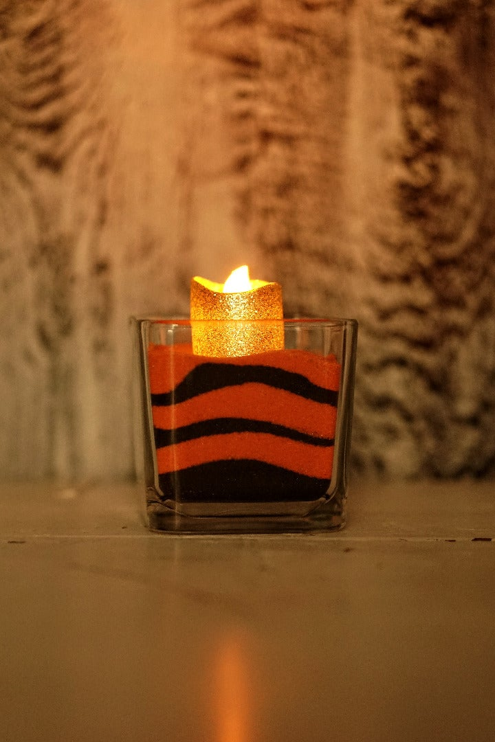 Halloween Candle Decoration
