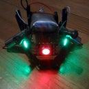 ATTiny-RAT, ATTINY powered mini lightfollower