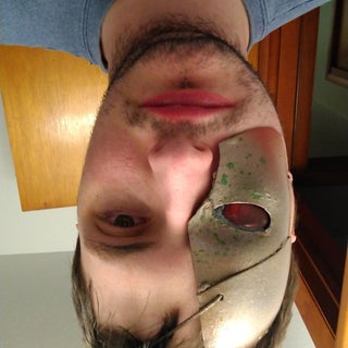 BFX Build Plan Kano Metal Face Mask