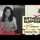 Birthday Surprise With Arduino