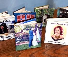 Mini Photo Album Book