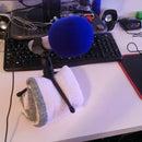Poor Man's Microphone Shock Mount