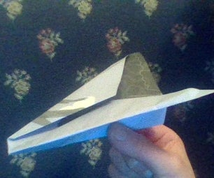 How to Make 3 Paper Airplanes in 8-10 Steps Each