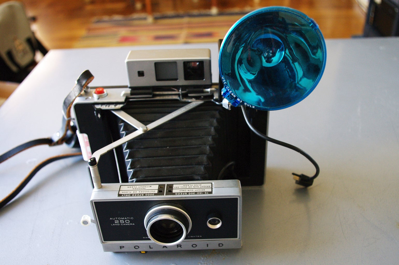 Using a Flash Bulb