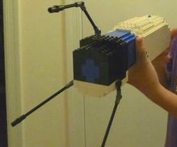 The Lego Portal gun