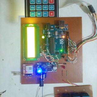 Programmable Security Lock Using Arduino
