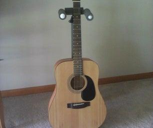 PVC Guitar Stand